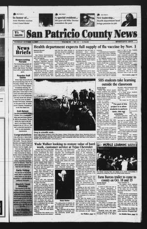 San Patricio County News (Sinton, Tex.), Vol. 98, No. 41, Ed. 1 Thursday, October 13, 2005