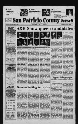 San Patricio County News (Sinton, Tex.), Vol. 99, No. 1, Ed. 1 Thursday, January 5, 2006