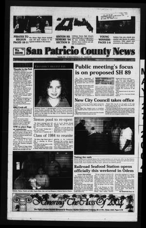 San Patricio County News (Sinton, Tex.), Vol. 97, No. 21, Ed. 1 Thursday, May 27, 2004