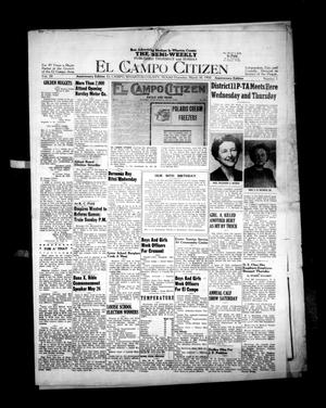 El Campo Citizen (El Campo, Tex.), Vol. 50, No. 1, Ed. 1 Thursday, March 30, 1950
