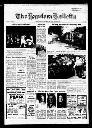 The Bandera Bulletin (Bandera, Tex.), Vol. 33, No. 15, Ed. 1 Friday, September 9, 1977