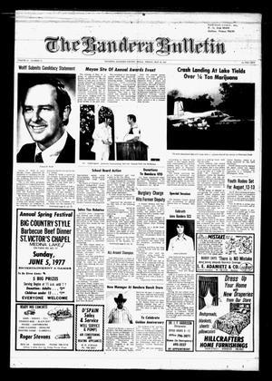 The Bandera Bulletin (Bandera, Tex.), Vol. 32, No. 51, Ed. 1 Friday, May 20, 1977