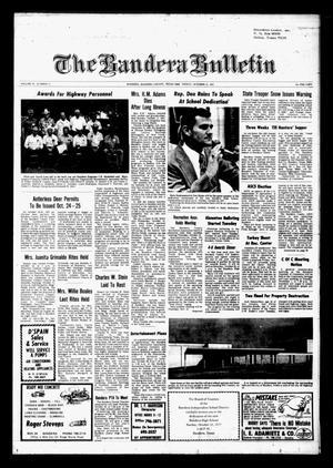 The Bandera Bulletin (Bandera, Tex.), Vol. 33, No. 21, Ed. 1 Friday, October 21, 1977