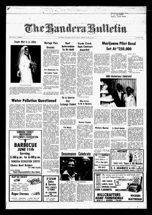 The Bandera Bulletin (Bandera, Tex.), Vol. 33, No. 2, Ed. 1 Friday, June 10, 1977