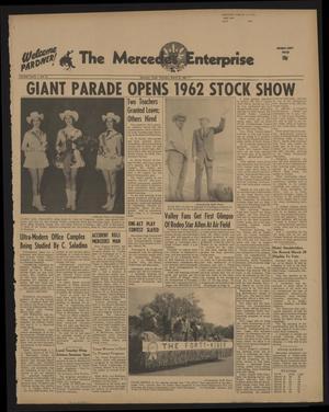 The Mercedes Enterprise (Mercedes, Tex.), Vol. 47, No. 12, Ed. 1 Thursday, March 22, 1962