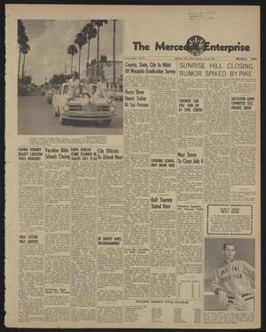The Mercedes Enterprise (Mercedes, Tex.), Vol. 49, No. 26, Ed. 1 Thursday, June 25, 1964