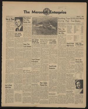 The Mercedes Enterprise (Mercedes, Tex.), Vol. 49, No. 16, Ed. 1 Thursday, April 16, 1964