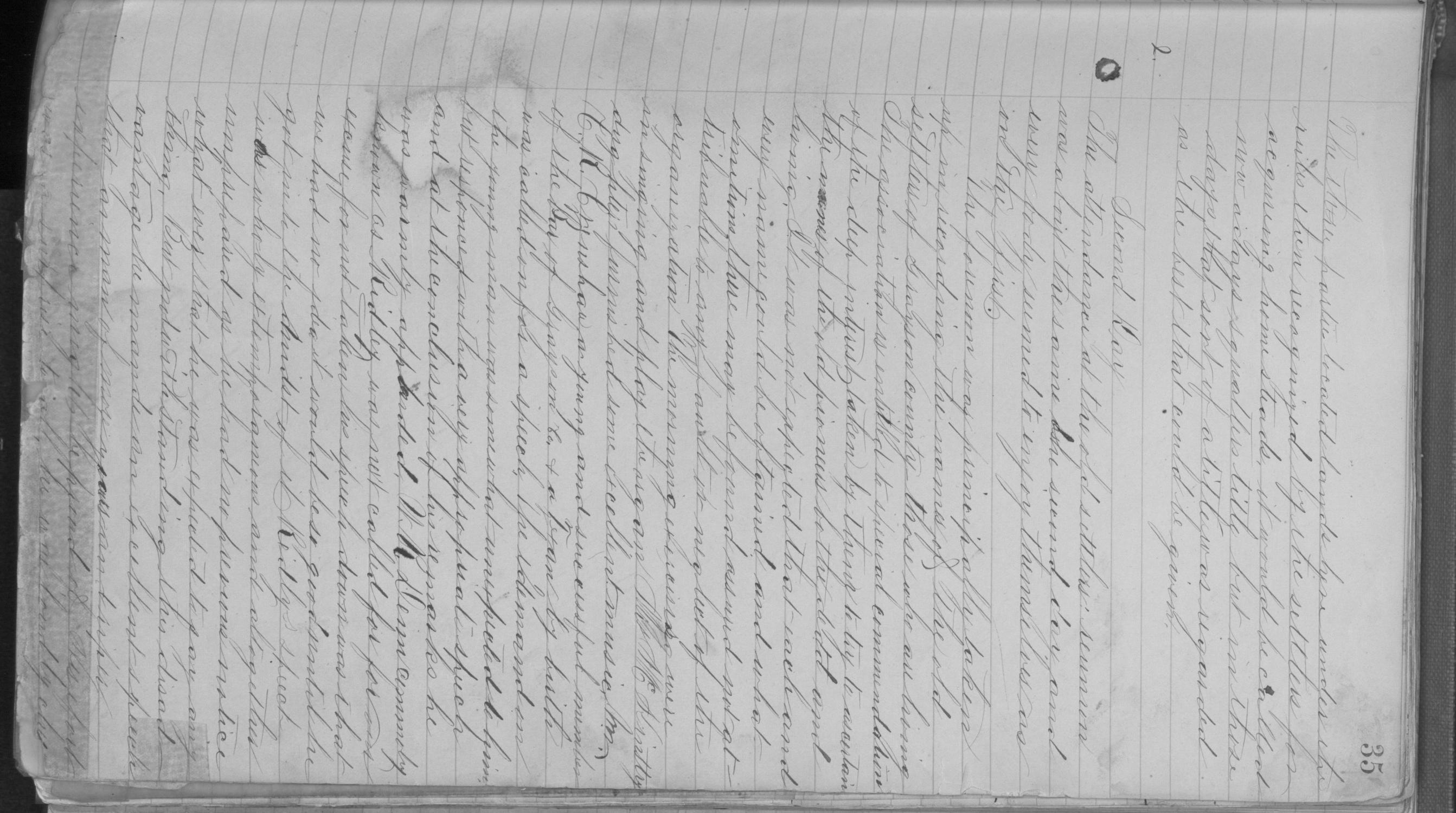 Old Settler's Association of Grayson County, Vol. 1.                                                                                                      [Sequence #]: 35 of 322