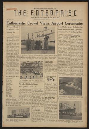 The Enterprise (Mercedes, Tex.), Vol. 33, No. 24, Ed. 1 Friday, June 14, 1946