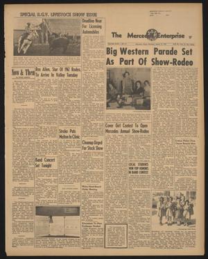 The Mercedes Enterprise (Mercedes, Tex.), Vol. 47, No. 11, Ed. 1 Thursday, March 15, 1962
