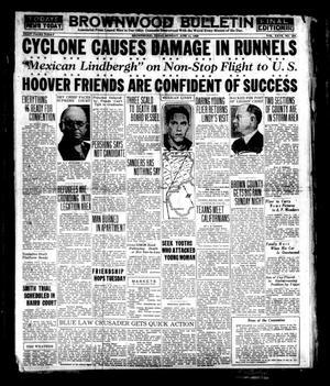 Brownwood Bulletin (Brownwood, Tex.), Vol. 28, No. 204, Ed. 1 Monday, June 11, 1928
