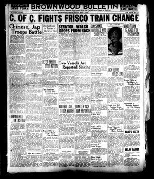 Brownwood Bulletin (Brownwood, Tex.), Vol. 28, No. 172, Ed. 1 Friday, May 4, 1928
