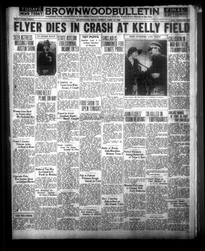 Brownwood Bulletin (Brownwood, Tex.), Vol. 28, No. 162, Ed. 1 Monday, April 23, 1928