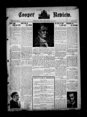 Cooper Review. (Cooper, Tex.), Vol. 35, No. 26, Ed. 1 Friday, June 25, 1915