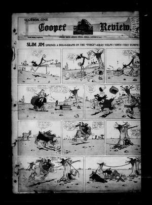 Cooper Review. (Cooper, Tex.), Vol. 35, No. 1, Ed. 1 Friday, January 1, 1915