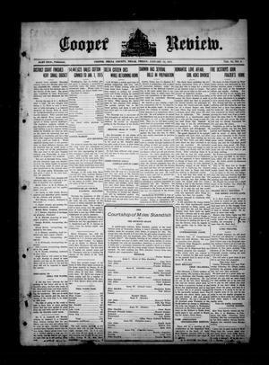 Cooper Review. (Cooper, Tex.), Vol. 35, No. 3, Ed. 1 Friday, January 15, 1915