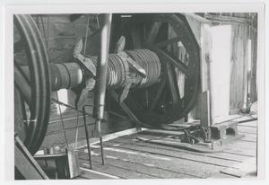 [Photograph of a Bull Wheel]