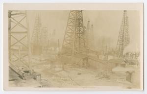 Burkburnett Oil Field, John V. Webel Collection