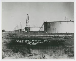 [Landreth Strip in Crane County]