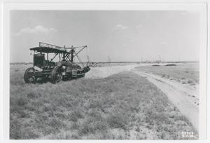 [Photograph of a Ditching Machine]