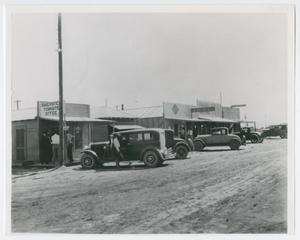 Primary view of [Bakersfield Townsite Office]