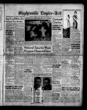 Stephenville Empire-Tribune (Stephenville, Tex.), Vol. [79], No. [7], Ed. 1 Friday, February 18, 1949