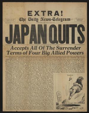 The Daily News-Telegram (Sulphur Springs, Tex.), Vol. 47, No. 193, Ed. 1 Tuesday, August 14, 1945
