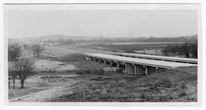 Primary view of object titled 'I35W (to Fort Worth) Under Construction'.