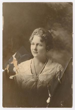 [Portrait of Vera Reeves]