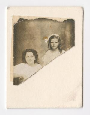 [Portrait of Mate and Thelma Reeves]