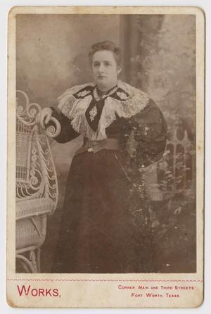 [Portrait of Woman]