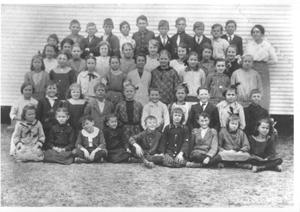 [Concord School of Fairchilds, Texas]