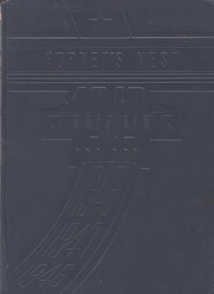 The Hornet, Yearbook of Aspermont Students, 1949