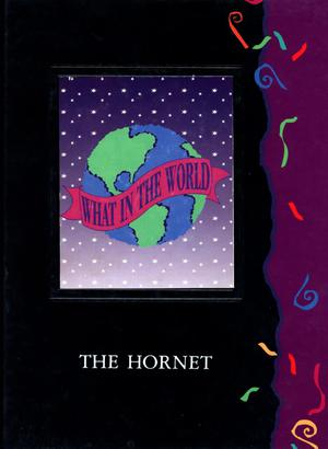 The Hornet, Yearbook of Aspermont Students, 1993