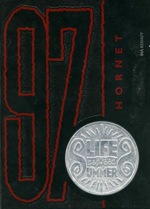 The Hornet, Yearbook of Aspermont Students, 1997