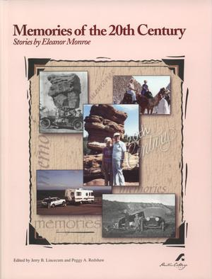 Primary view of object titled 'Memories of the 20th Century: Stories by Eleanor Monroe'.