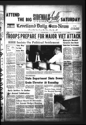 Levelland Daily Sun-News (Levelland, Tex.), Vol. 27, No. 191, Ed. 1 Friday, July 12, 1968