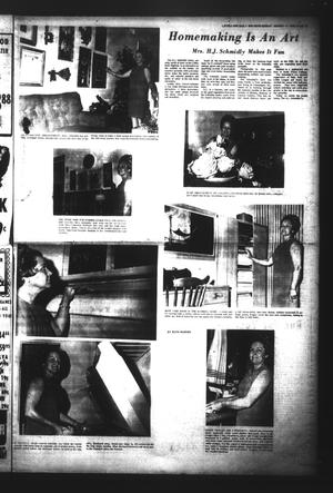 Primary view of object titled 'Levelland Daily Sun-News (Levelland, Tex.), Vol. [27], No. [212], Ed. 1 Sunday, August 11, 1968'.