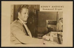 Kenny Andrews, Hammond Organ