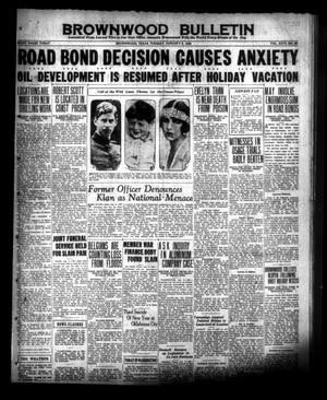 Brownwood Bulletin (Brownwood, Tex.), Vol. 26, No. 69, Ed. 1 Tuesday, January 5, 1926