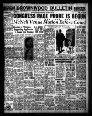 Brownwood Bulletin (Brownwood, Tex.), Vol. 30, No. 53, Ed. 1 Monday, December 16, 1929