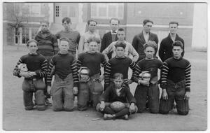 1921 Lewisville High School Football Team