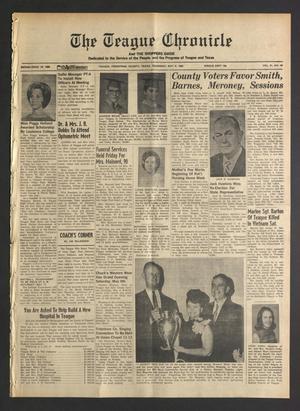 The Teague Chronicle (Teague, Tex.), Vol. 61, No. 46, Ed. 1 Thursday, May 9, 1968