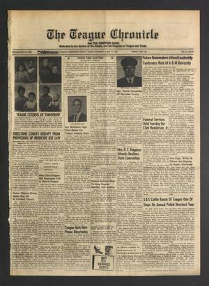 The Teague Chronicle (Teague, Tex.), Vol. 61, No. 51, Ed. 1 Thursday, June 12, 1969