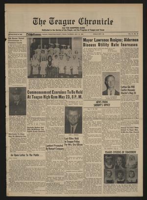 The Teague Chronicle (Teague, Tex.), Vol. 61, No. 48, Ed. 1 Thursday, May 22, 1969