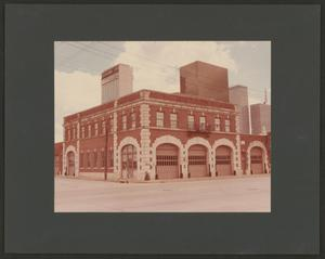 [Street view of Dallas Fire Station #1]