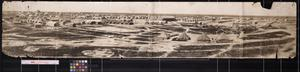 Primary view of object titled '4th Field Artillery & Engineers Camp, Texas City, Texas, 1914'.