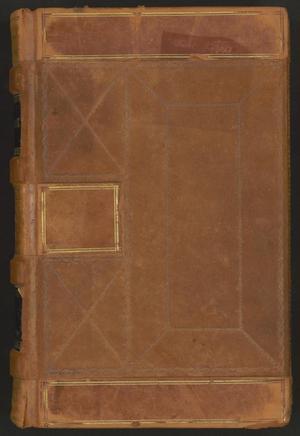 Primary view of [Galveston City Company Accounts: 1867-1883]