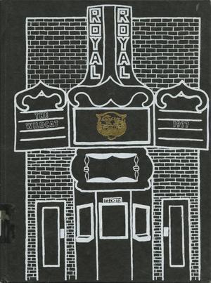 The Wildcat, Yearbook of Archer City Schools, 1977