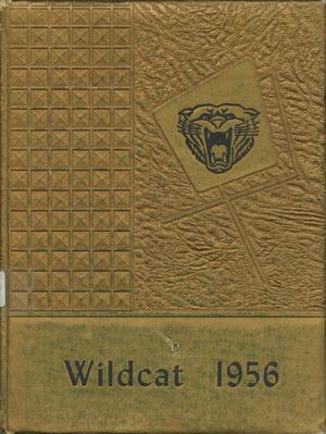 The Wildcat, Yearbook of Archer City Schools, 1956
